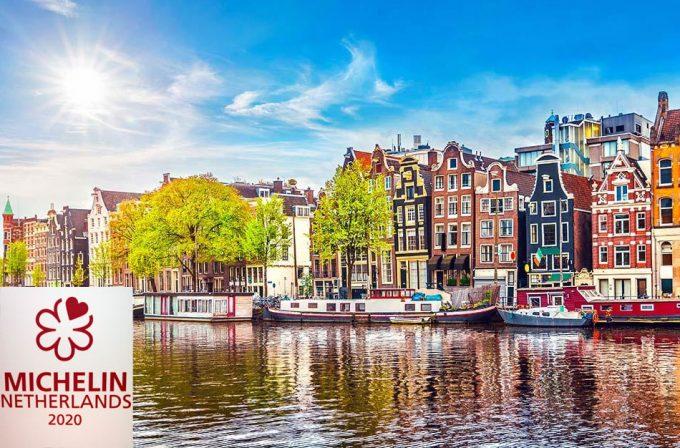 Restaurantes Michelin de los Países Bajos