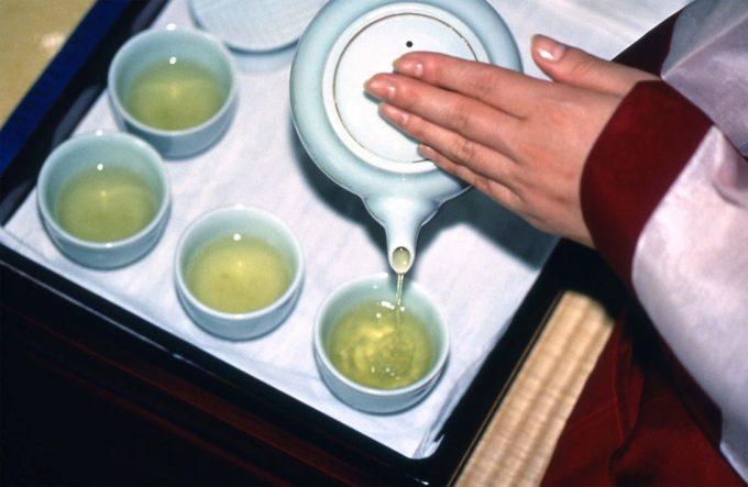 Beneficios del consumo de té verde