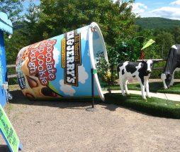 Elaboración de los helados Ben & Jerry