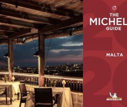 Primera edición de la Guía Michelin Malta 2020