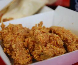 Desperdicio de alimentos en KFC