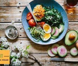 Promover los menús vegetarianos y veganos en los restaurantes