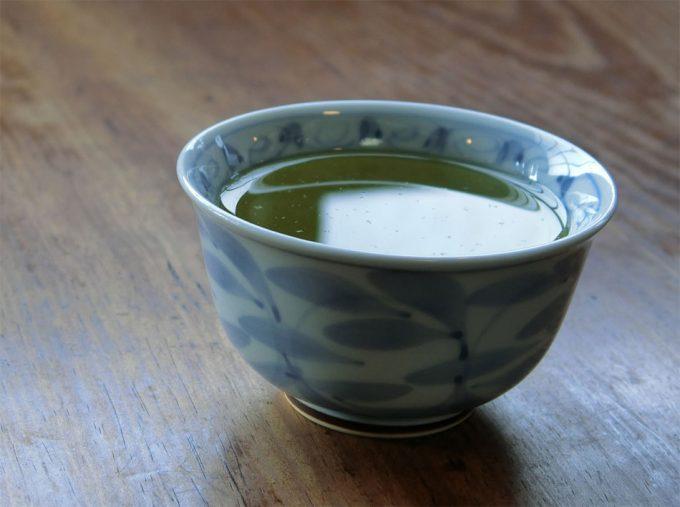 Autentico té verde