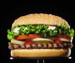 """Campaña """"sin aditivos"""" de Burger King"""