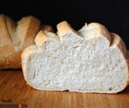 Recetas de pan fáciles