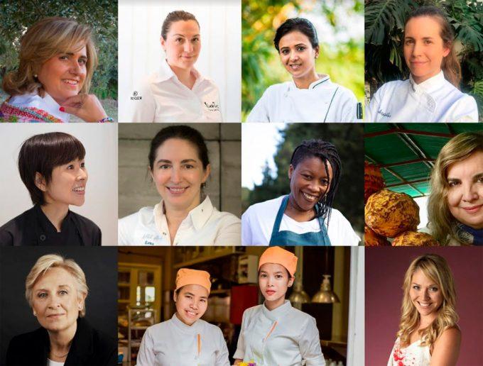 Mujeres en Gastronomía