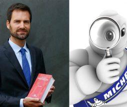 Gwendal Poullennec, director internacional de las Guías Michelin