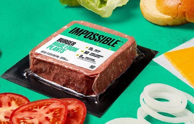 Impossible Burger más económica