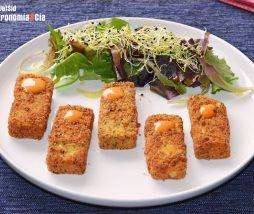 Receta con tofu
