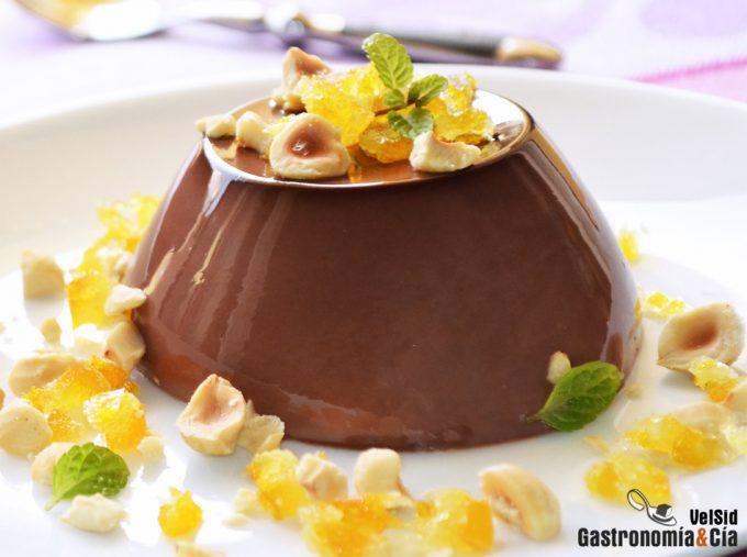 Recetas con nata y chocolate