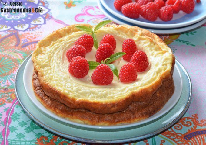 Recetas de dulces con cuatro ingredientes