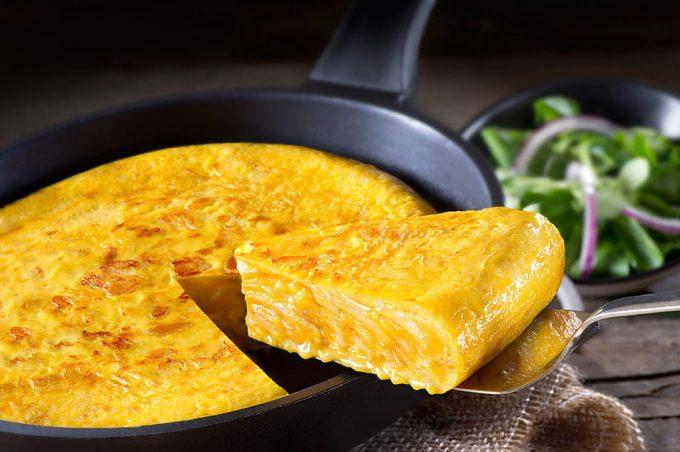 La mejor tortilla de patata del súper