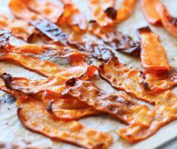 Receta vegana con zanahoria