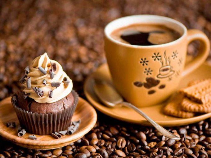 Interación entre el sabor del café y el sabor del chocolate