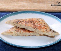 Receta para hacer un pan rápido sin levadura panadera