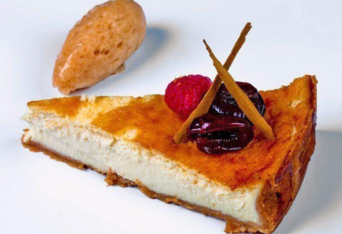 Tarta de queso de Aizian