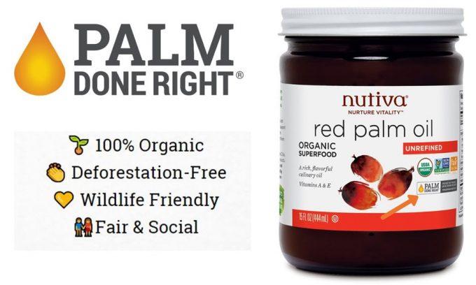 Aceite de palma sostenible y certificado