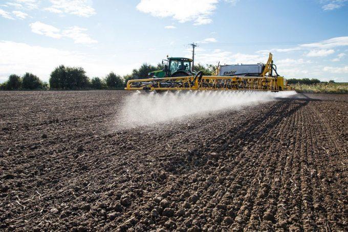 Celiaquía y pesticidas