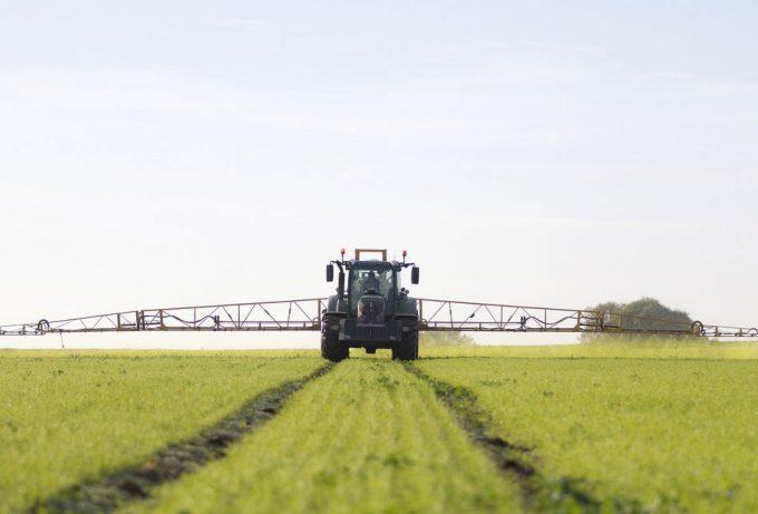 Regulación de productos fitosanitarios en la UE