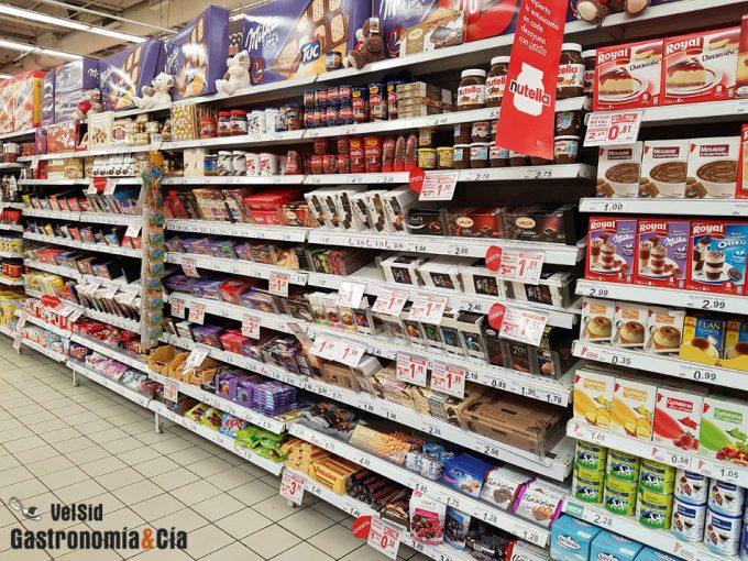 Problemas de salud por los aditivos alimentarios
