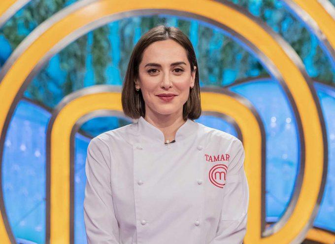 Chef Peña y Tamarar Falcó