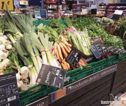 Lista de la compra, menús y consejos
