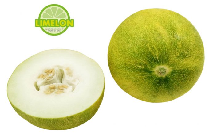 Melón con sabor a lima que se cultiva en España y se vende en Reino Unido