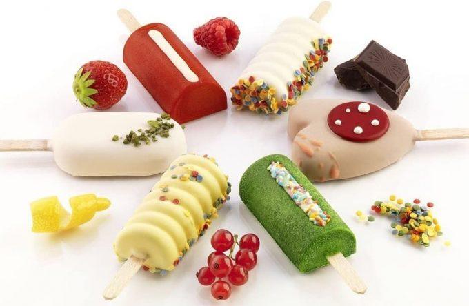 Moldes helados clásicos o Magnum