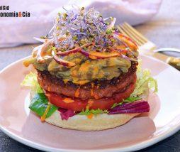 Alternativas vegetalees a la carne