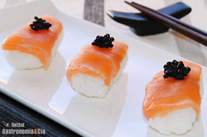 Congelar pescado para comer crudo