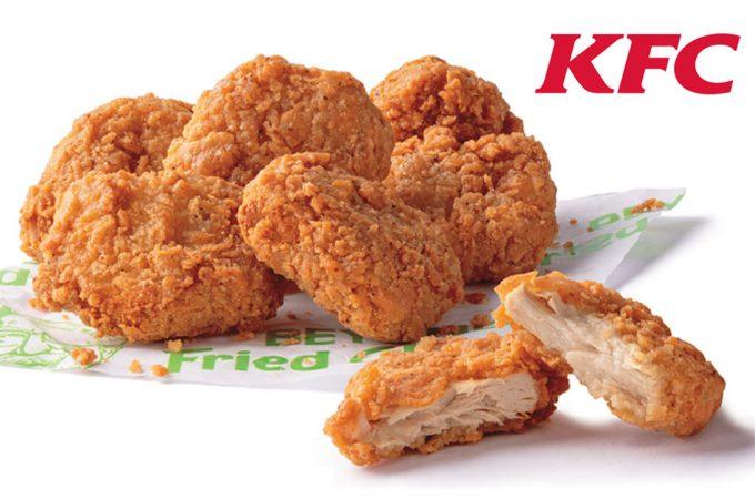 Nuggets de Kentucky Fried Chicken