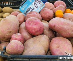 Glicoalcaloides de las patatas