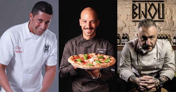 TOP 50 Pizza