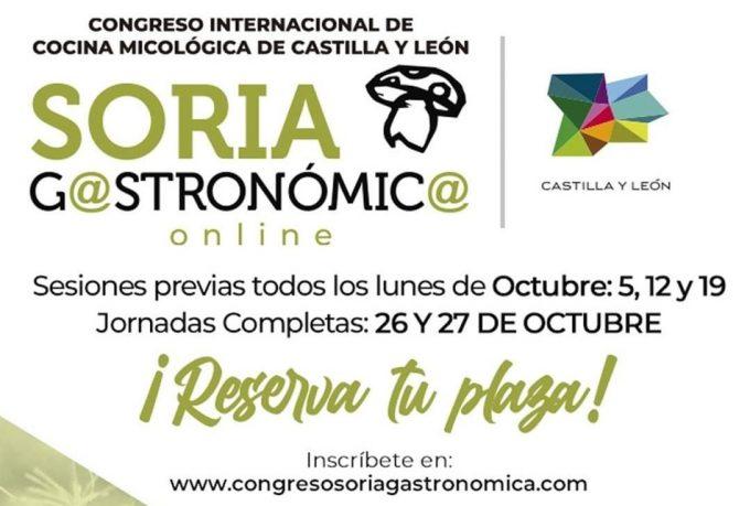 Congreso de cocina micológica