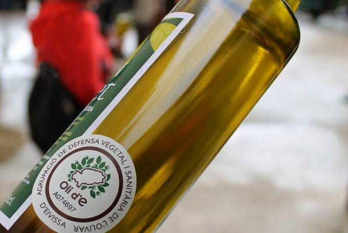 Aceite de Ibiza / Oli d'Eivissa con Indicación Geográfica Protegida (IGP)