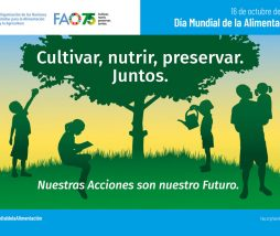 """Cultivar, nutrir, preservar. Juntos"""