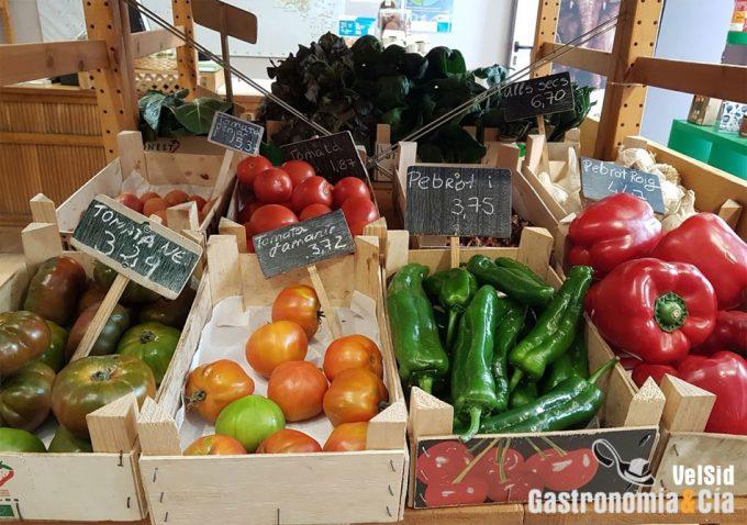 Dieta y sostenibilidad ambiental