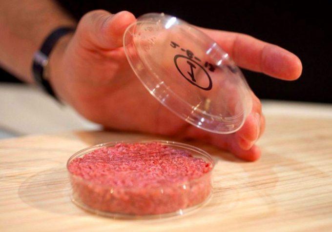 Carne de cultivo celular