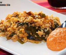 Recetas veganas de arroz