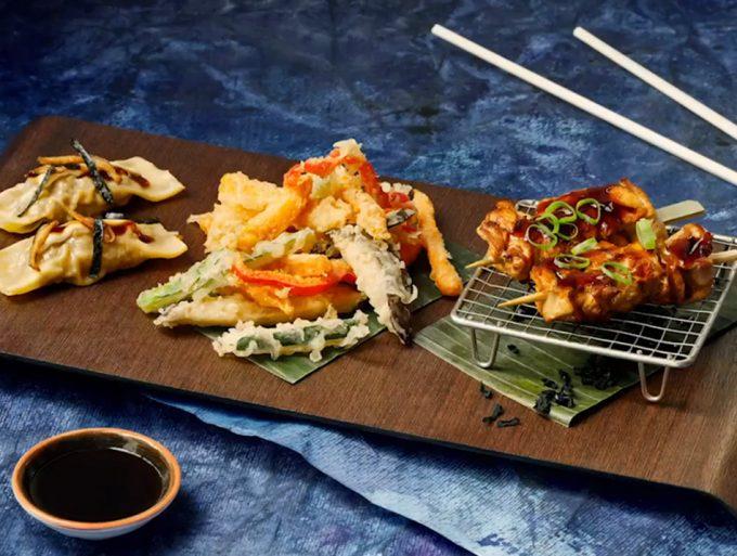 Concurso de recetas asiáticas