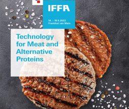 Feria de la carne y las proteínas alternativas