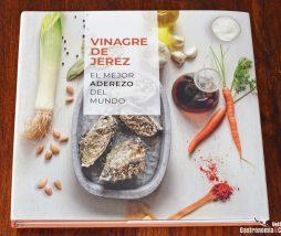 Libro con recetas de chefs