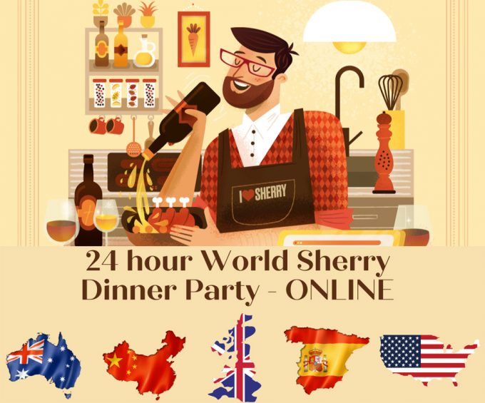 Sherry Dinner Party