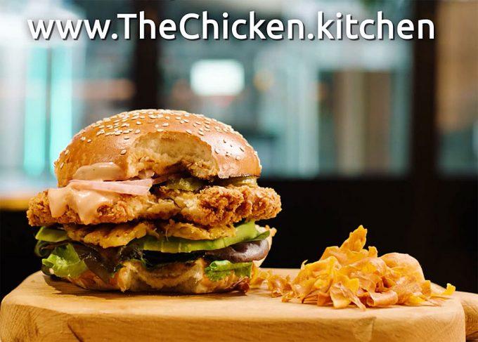 Carne de pollo a base de células