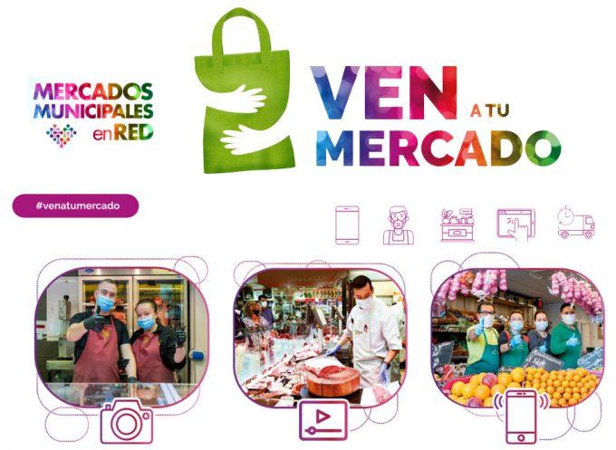 Incentivar la actividad comercial en los mercados municipales