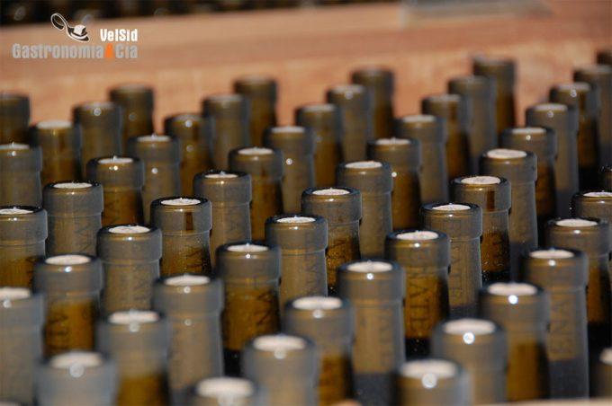 Evitar el fraude en el vino