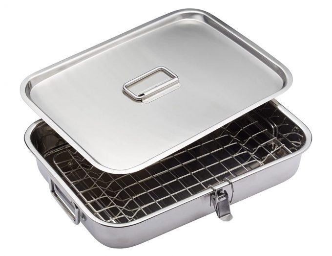 Ahumador para horno doméstico