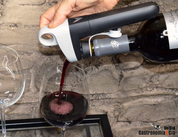 Nuevo sistema para preservar el vino abierto en casa