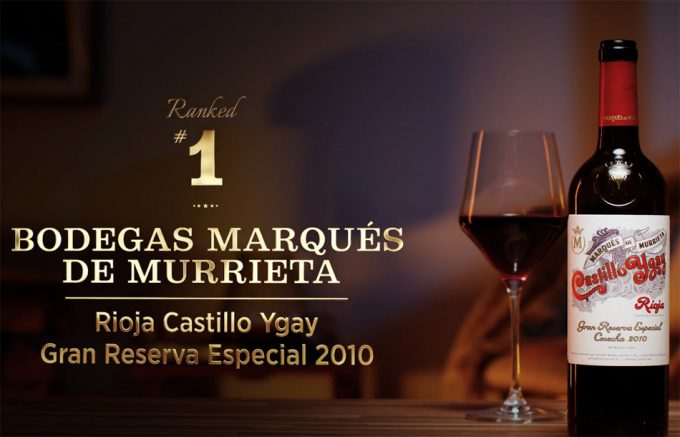 Castillo Ygay Gran Reserva Especial 2010 de bodegas Marqués de Murrieta