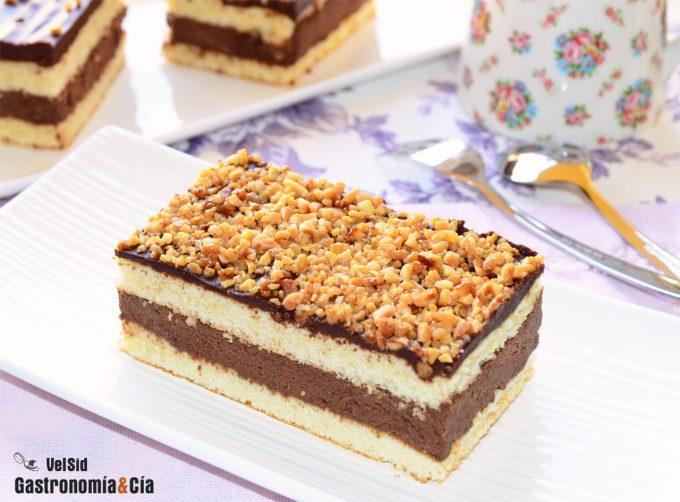 Recetas de tartas y pasteles
